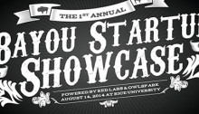 Bayou Startup Showcase featured Startups from Redlabs and Owlspark.